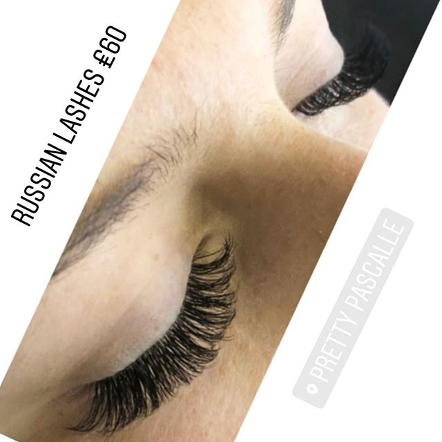 Fluff✨  #russianlashes #lashes #beautybloggers #lashextensions #bblogger #salon #beauty #brighton