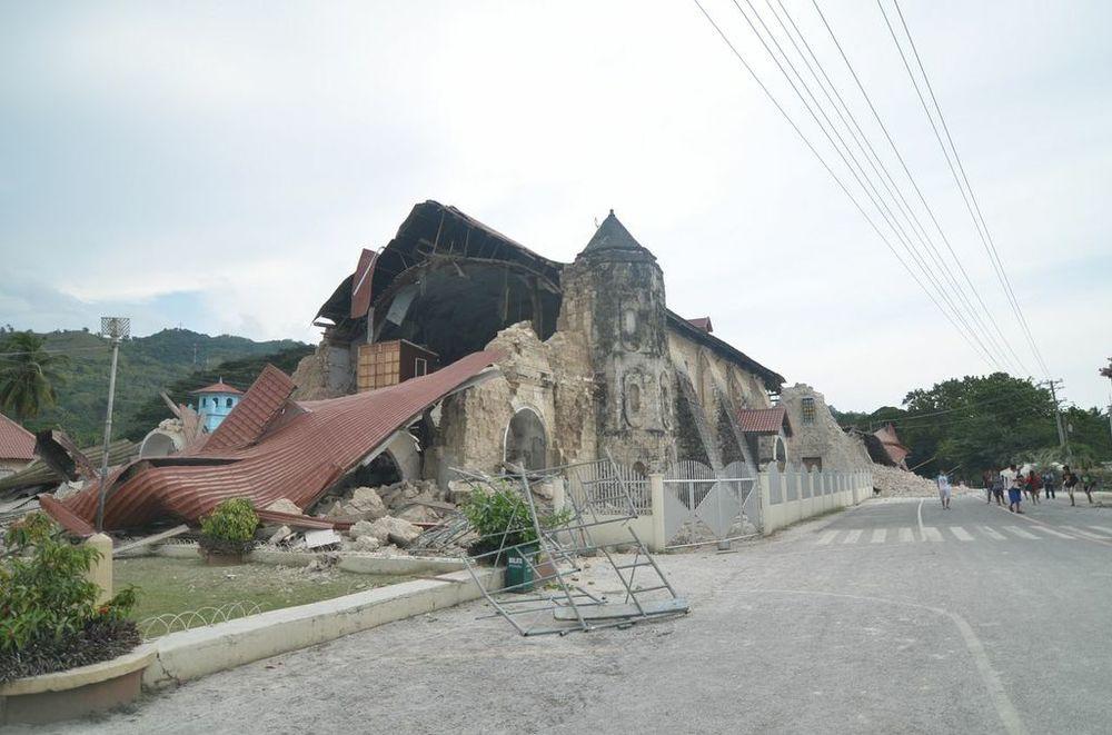 Loboc Church –After