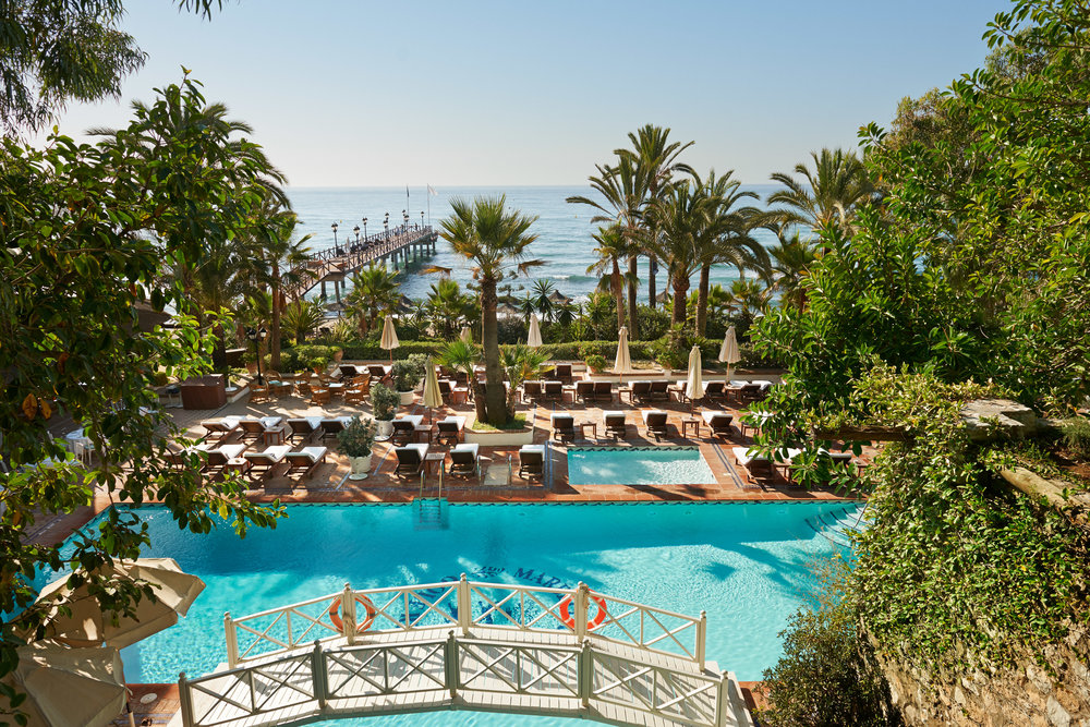 Marbella Club Golf Resort & Spa, Marbella, Spain
