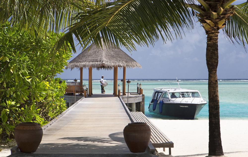 Anantara Dhigu Resort, Maldives