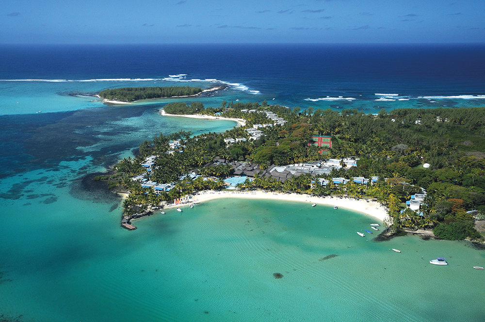 Mauritius Tennis Week Andrew Castle