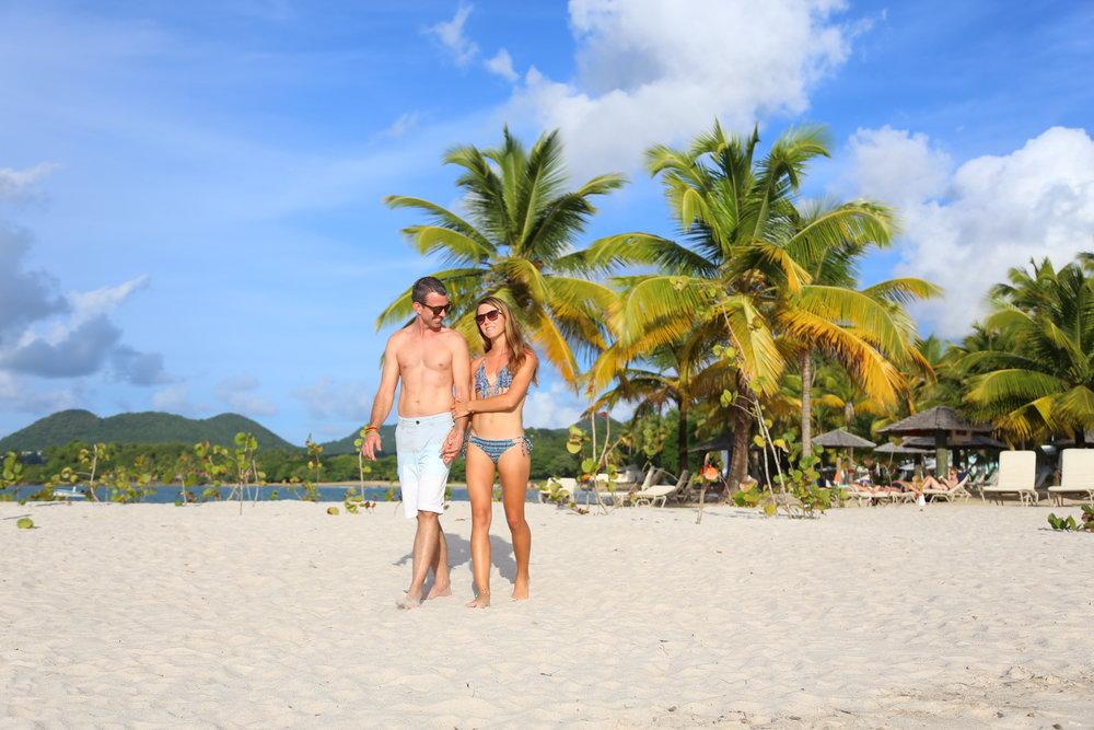 1. Couple on beach.JPG