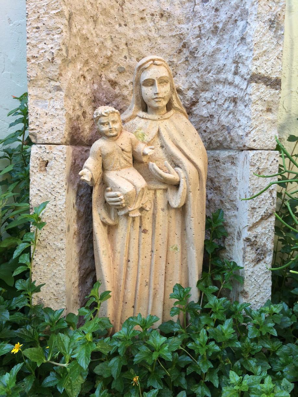 Jesus & Mary - Statue