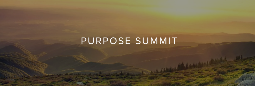 Purpose Summit Image