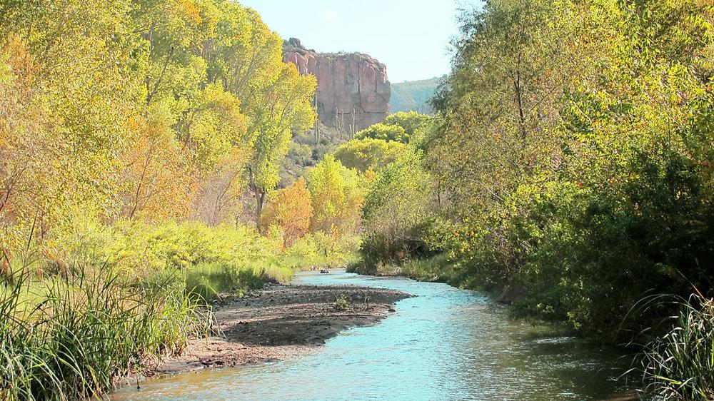 Aravaipa Canyon