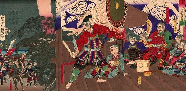 Sakai Tadatsugu's Drum