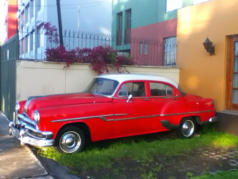 Arequipa, Peru   I wonder if it runs..