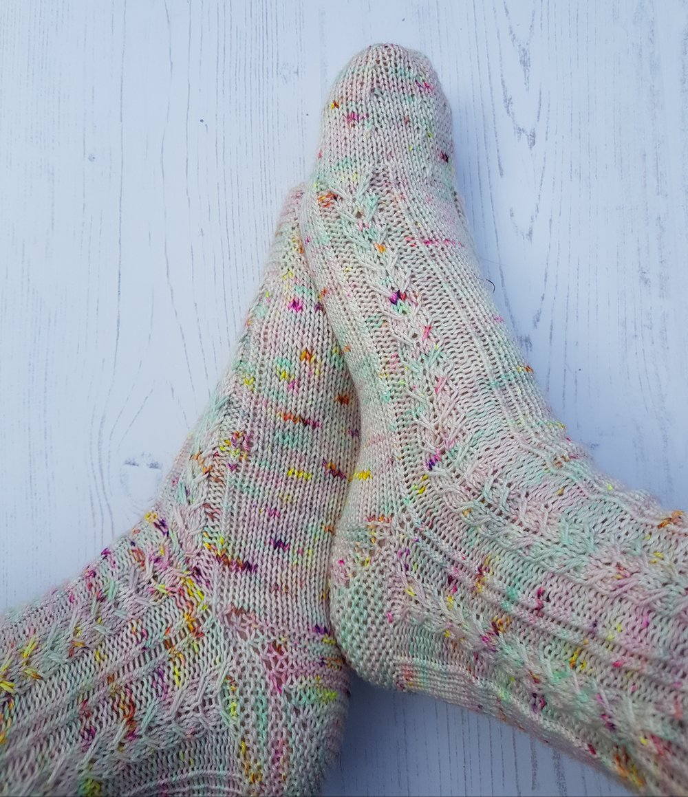 Socks with Sprinkles