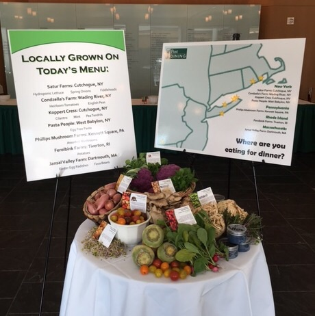 Long Island University Post Campus, Local & Sustainable Food partnerships