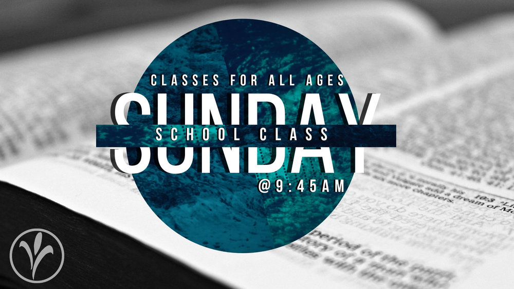Sunday School Classes   Sunday School provides an opportunity for you to connect with others while you study and grow in the understanding of God's Word. We have classes for every age. Join us at 9:45AM every Sunday here at River of Life. Learn and lead with Biblical power!