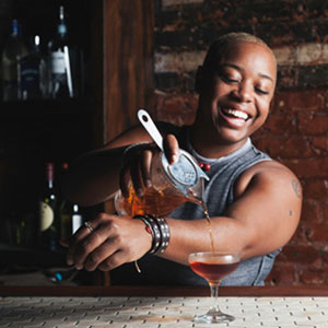 TIFFANIE BARRIERE   The Drinking Coach