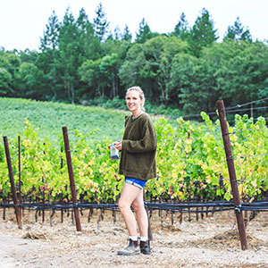 DIANA SNOWDEN SEYSSES   Domaine Dujac / Snowden Vineyards / Ashes and Diamonds