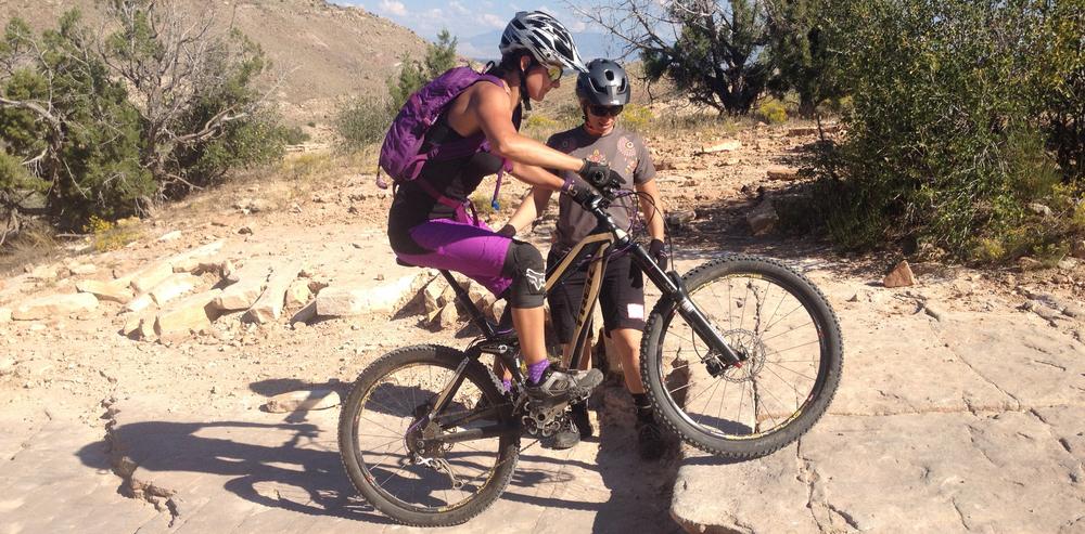 Boneshaker Adventures, Mary's Loop, Loma, CO