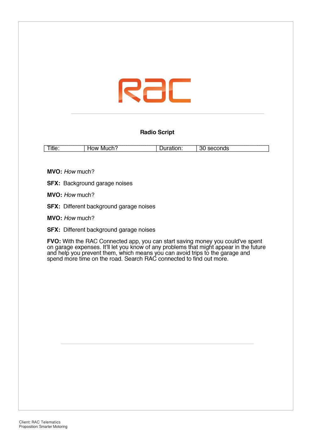 RAC How Much.jpg