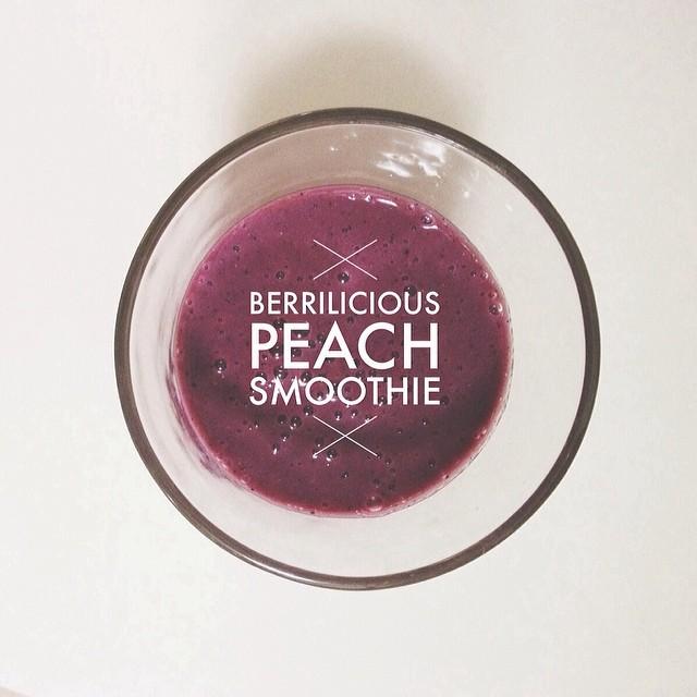 Berrilicious Peach