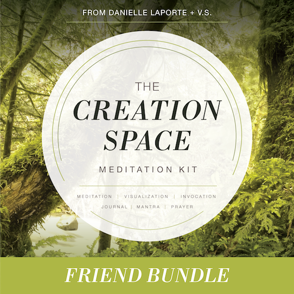 The Creation Space Meditation Kit (Friend Bundle)