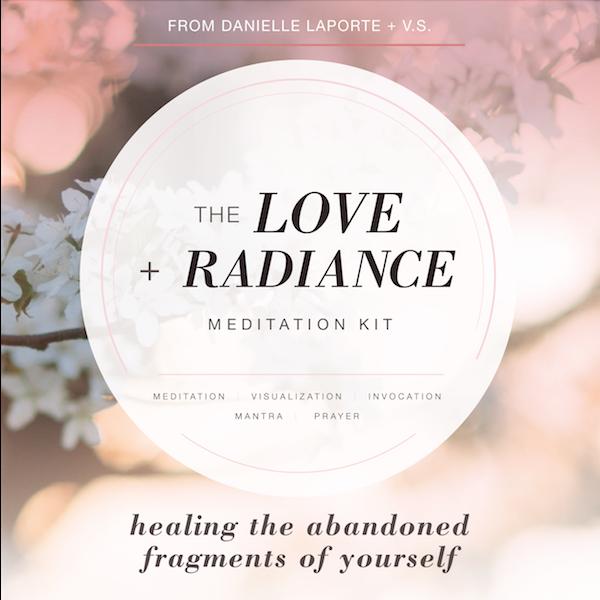 The Love + Radiance Meditation Kit