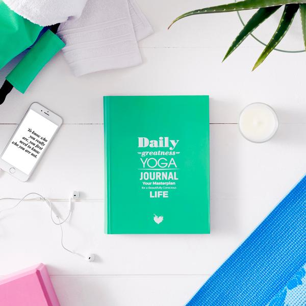 Copy of Daily Yoga Journal