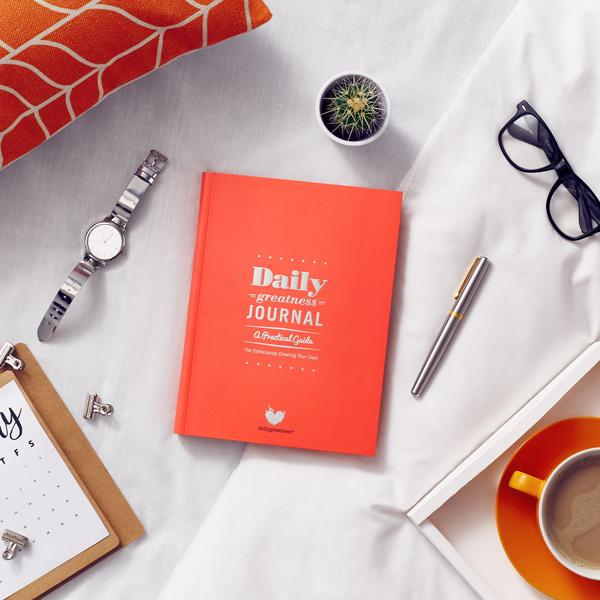 Daily Greatess Journal