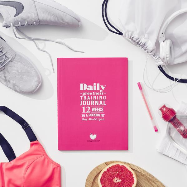 Daily 12 Week Training Journal