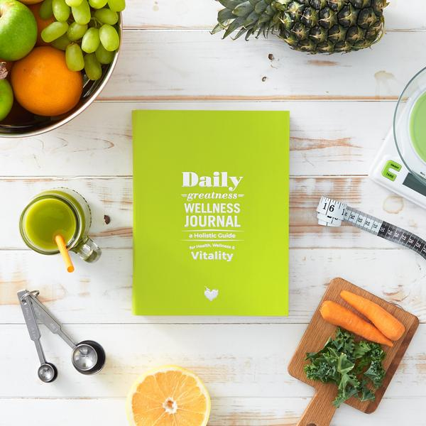 Copy of Daily Welless Journal