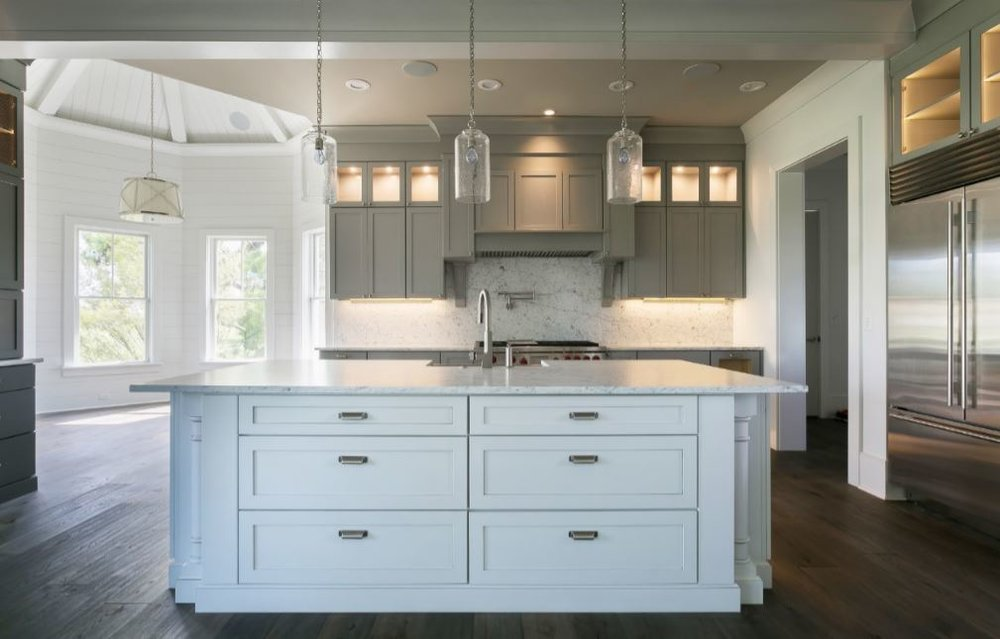 Your Custom ordered Kitchen....However you want it.!