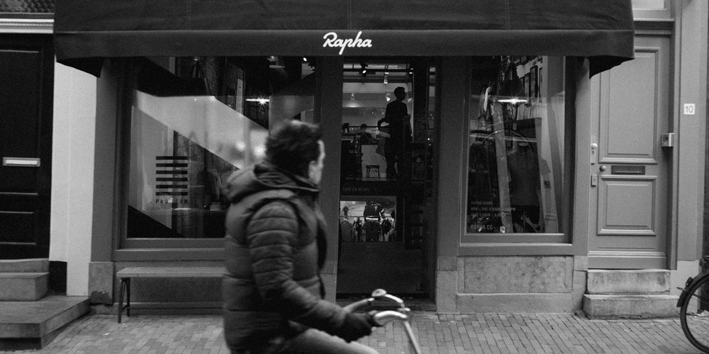 RAPHA AMSTERDAM - JULY 26TH, 2017