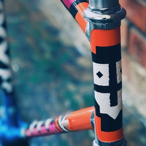 Today's the day. #eroicasouthafrica kicks off. Swing by to get a gander at MWL X Ass-Saver collaborative frame. #steelisreal