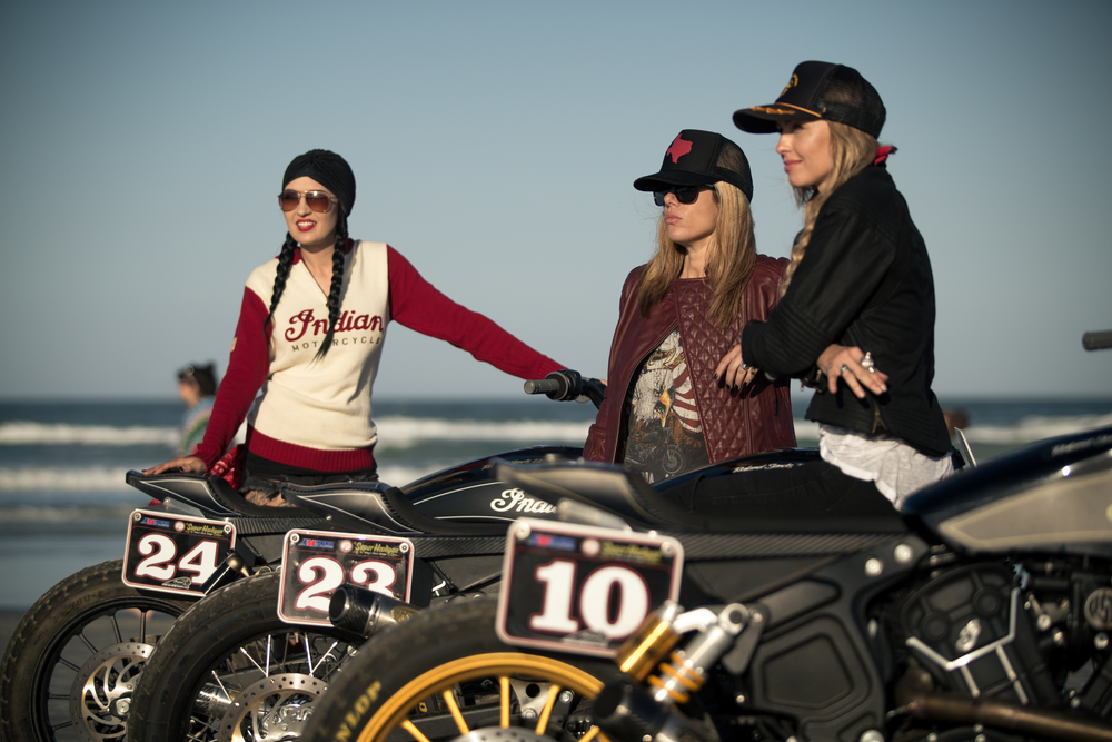 Iron Lilies x Roland Sands x Suicide Machine Co Super Hooligan Shot by Preston Burroughs