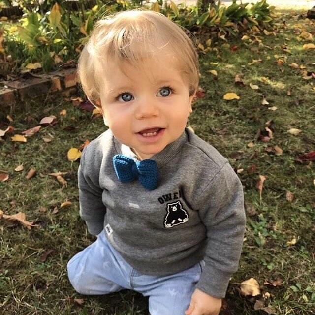Beauté du jour bonjour 👋🏻 Merci @thehinetfamily pour cette jolie photo d'Owen 😍 #ohgeorge #magnifiquedebeauté