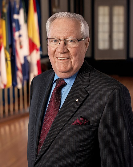 Regina Transition House is pleased to be supported by the Honourary Patronage of  His Honour the Honourable W. Thomas Molloy                             Lieutenant Governor of Saskatchewan