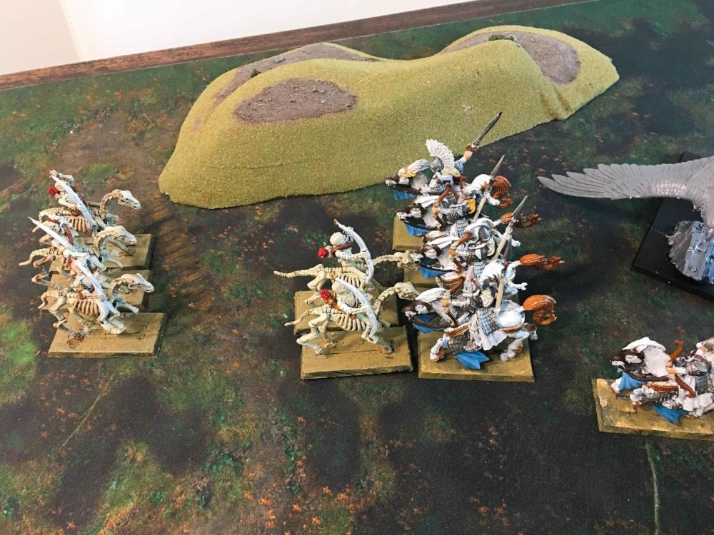 Reavers win combat