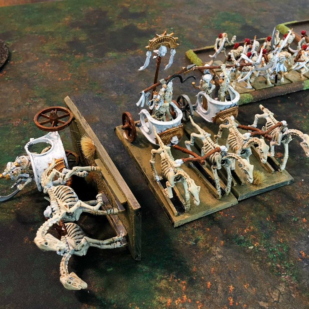 dwarf-tomb-kings-turn-2-chariot-down