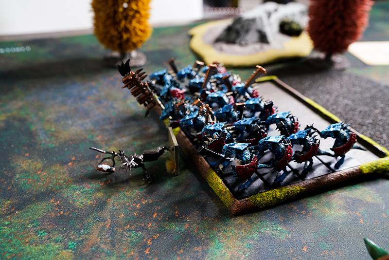 warhammer-fantasy-battle-report-lizardmen-vs-wood-elves-dryads-die