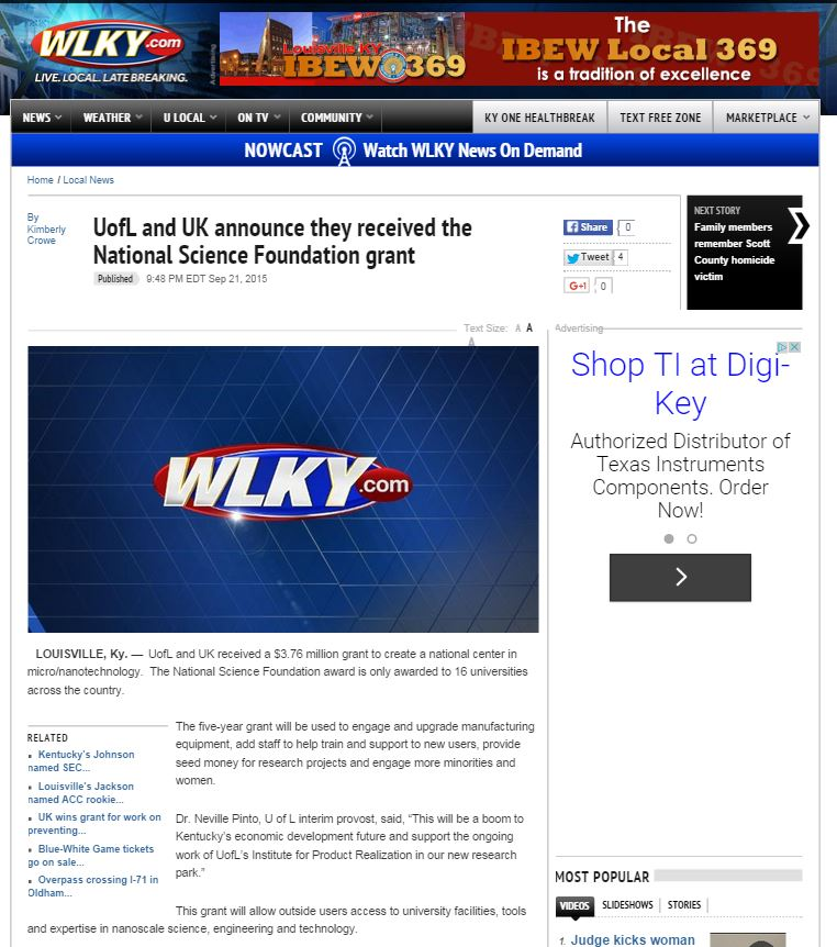 WLKY Award Article.JPG