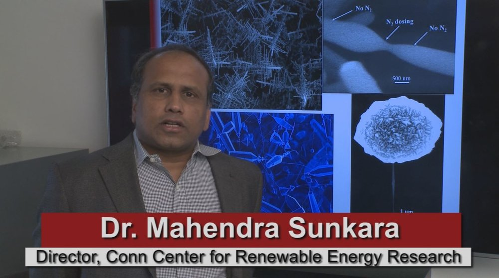 Nano Nuggets - Dr. Sunkara - Nanotechnology Research