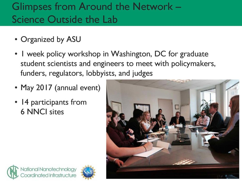 NSF 2017 NanoscienceGrantees Conf - NNCI presentation by Mark Allen_Page_18.jpg