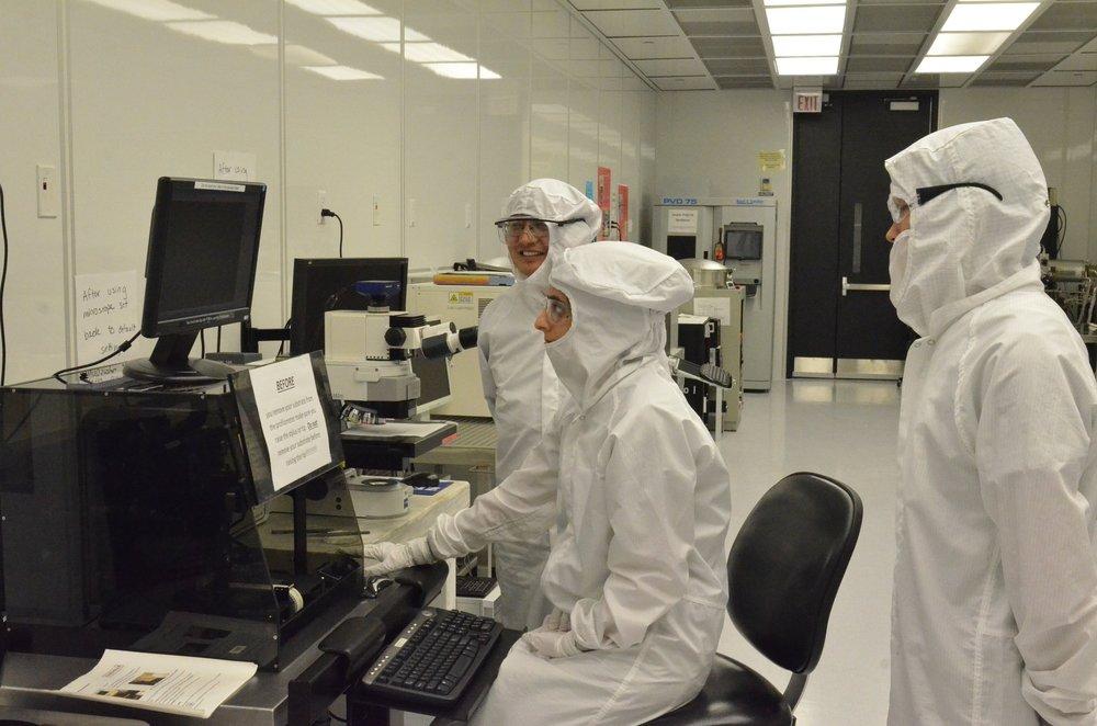 Copy of Micro Nano Technology Center
