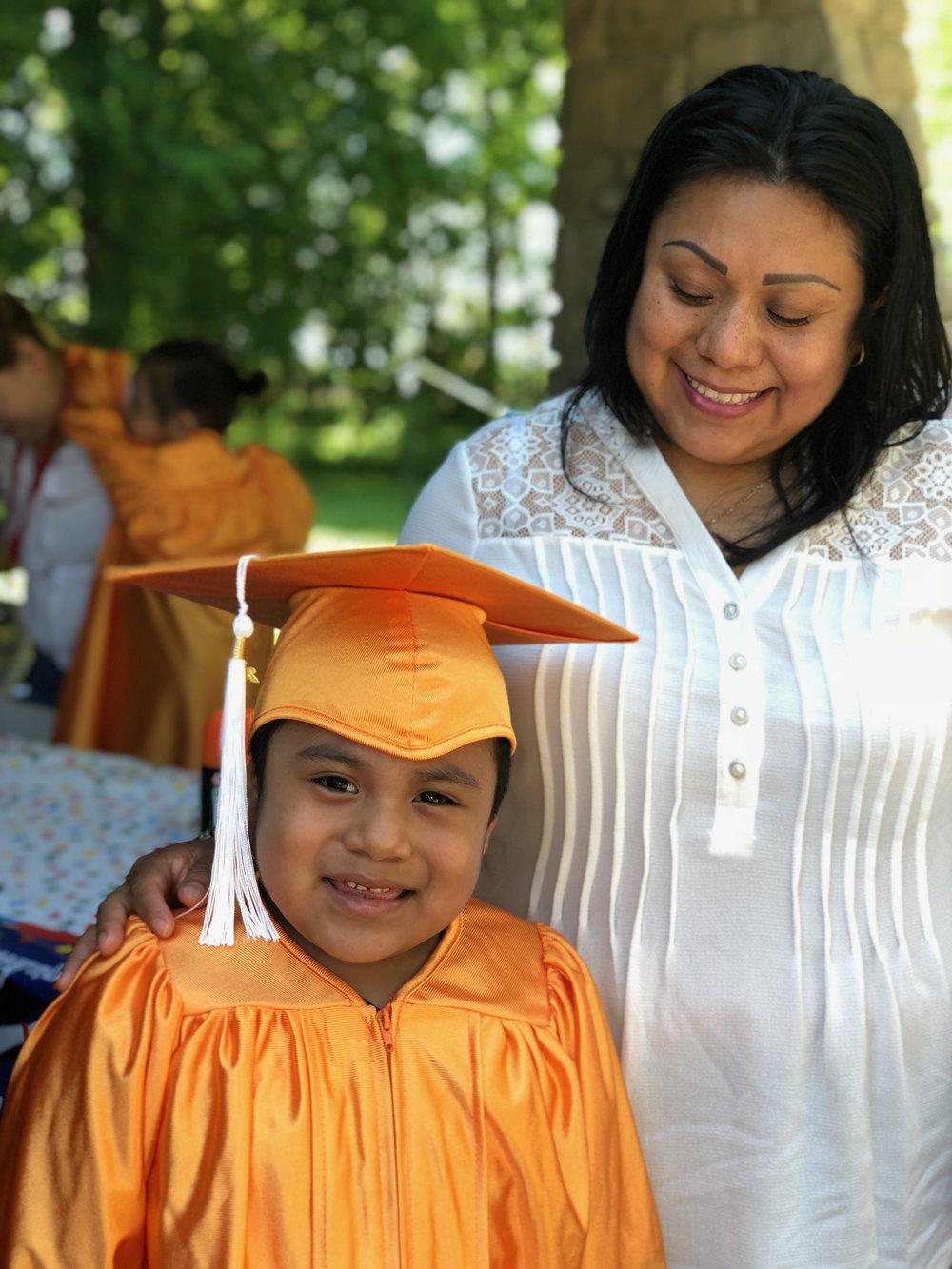 Los Niños Primeros Graduation