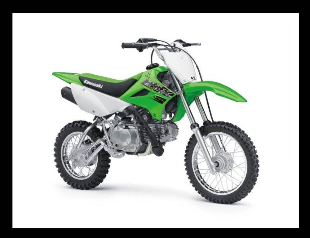 GRAND PRIZE!! KAWASAKI KLX®110L OFF ROAD MOTORCYCLE!!! MSRT $2499.00