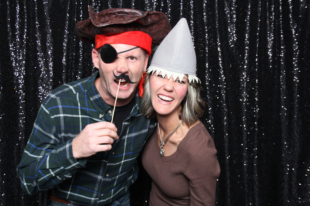 FARMINGTON, NM // DURANGO, CO // Fotobot Photo Booth // Christmas Party // Resource Production