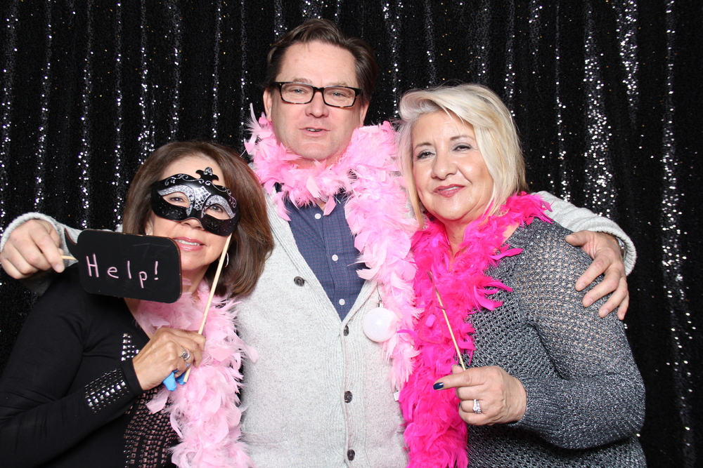 FARMINGTON, NM // DURANGO, CO // FOTOBOT PHOTO BOOTH // CHRISTMAS PARTY // PINION HILLS COMMUNITY CHURCH