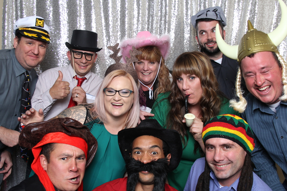 FARMINGTON, NM // DURANGO, CO // FOTOBOT PHOTO BOOTH // CHRISTMAS PARTY // ENVIROTECH