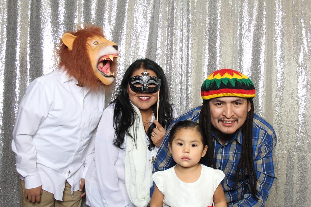 FARMINGTON, NM // DURANGO, CO // FOTOBOT PHOTO BOOTH // CHRISTMAS PARTY // ENVIROTECH