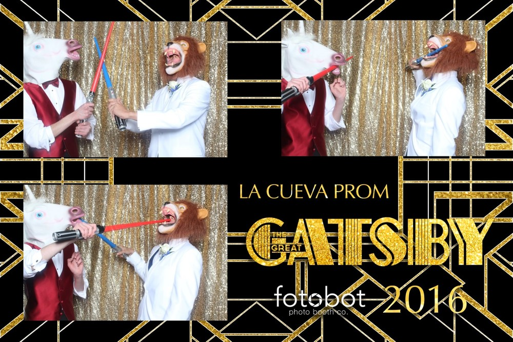ALBUQUERQUE, NM // PHOENIX, AZ // FOTOBOT PHOTO BOOTH // VOLUNTEER APPRECIATION // LA CUEVA PROM 2016