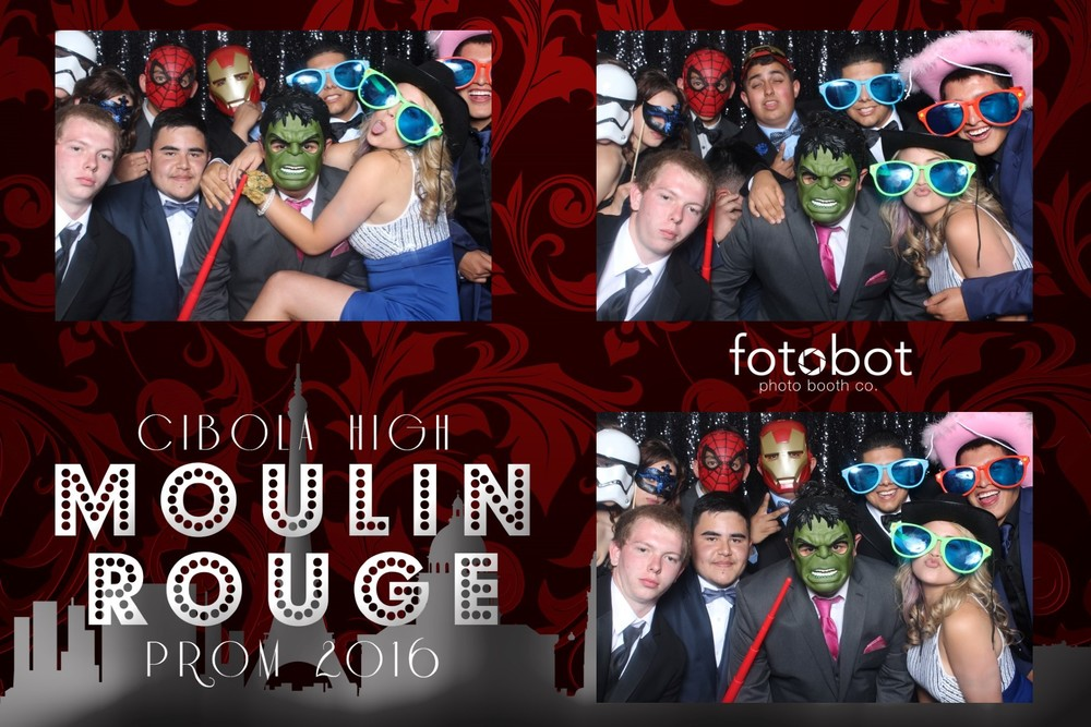 ALBUQUERQUE, NM // PHOENIX, AZ // FOTOBOT PHOTO BOOTH // CIBOLA