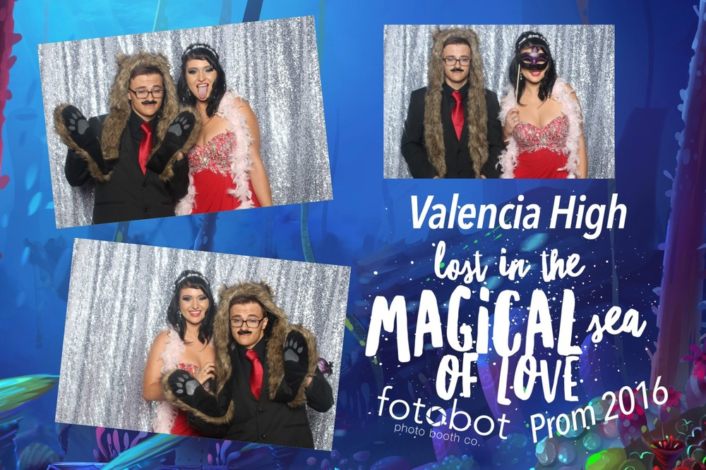 ALBUQUERQUE, NM // PHOENIX, AZ // FOTOBOT PHOTO BOOTH // VALENCIA