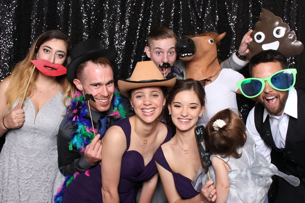 FARMINGTON, NM // PHOENIX, AZ // FOTOBOT PHOTO BOOTH // HASKILL WEDDING