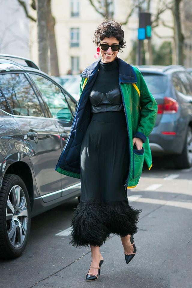 Photo via Style Du Monde on whowhatwear.com