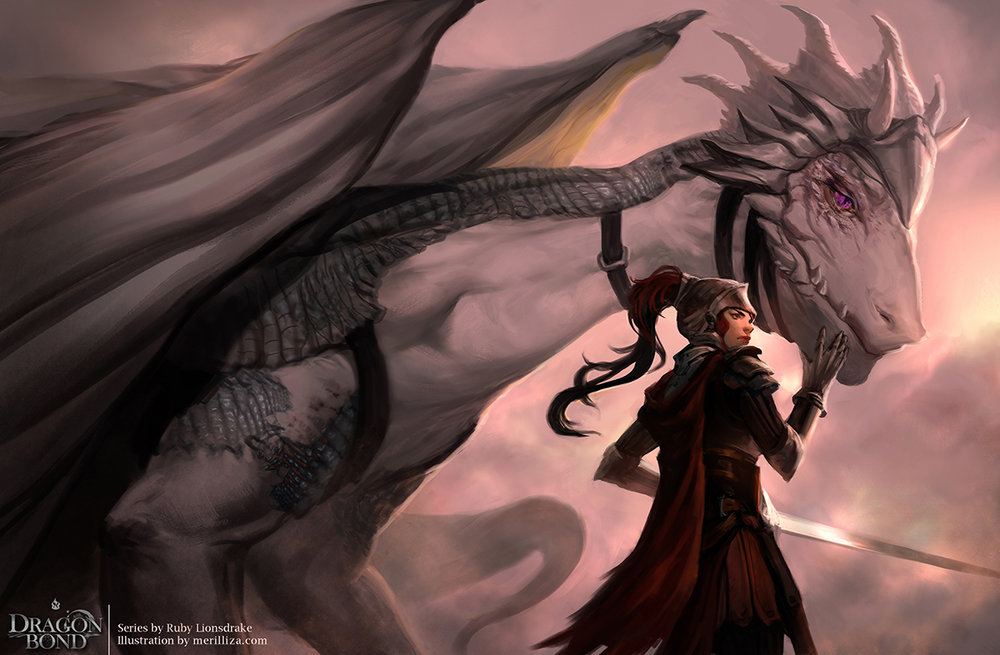 Book 1: Dragon Bond  | Print Available